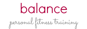 Balance Personal Fitness Training